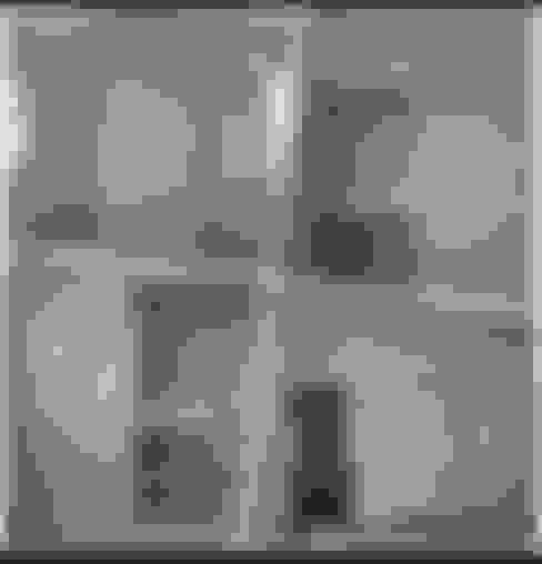 C-910, PBEL City, Hyderabad:  Bedroom by Scale Inch Pvt. Ltd.