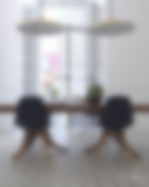 Dining room by CN y Arquitectos