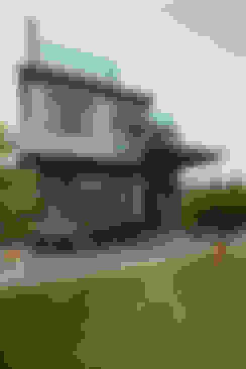 改造完建築物:   by 萩野空間設計