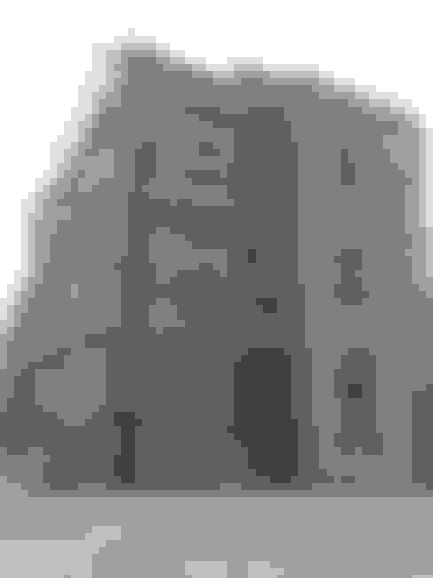 施工中建築物:   by 萩野空間設計