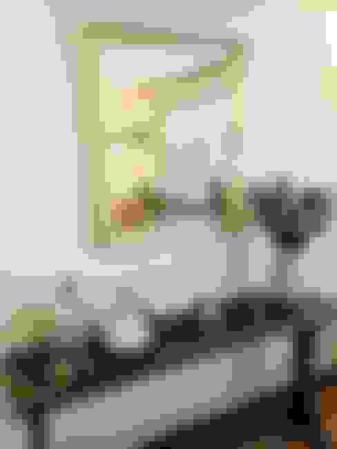 Ingresso, Corridoio & Scale in stile  di Oscar Saavedra Diseño y Decoración Spa