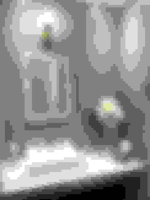 TOILETTE: Baños de estilo  por Estudio Nicolas Pierry