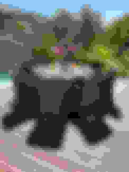 Jardines de estilo  por Uniko