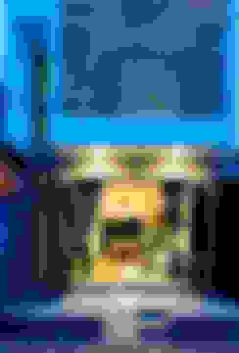 Detached home by Công ty TNHH Xây Dựng TM – DV Song Phát