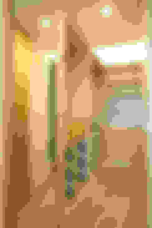 Dressing room by 王采元工作室