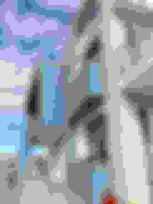 Fincas de estilo  por Studio di Architettura e Design Giovanni Scopece