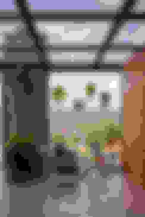 Terrace by 層層室內裝修設計有限公司