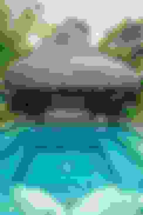 مسبح حديقة تنفيذ NOAH Proyectos SAS