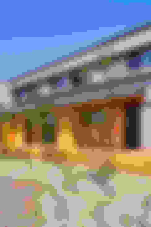 منازل تنفيذ 梶浦博昭環境建築設計事務所