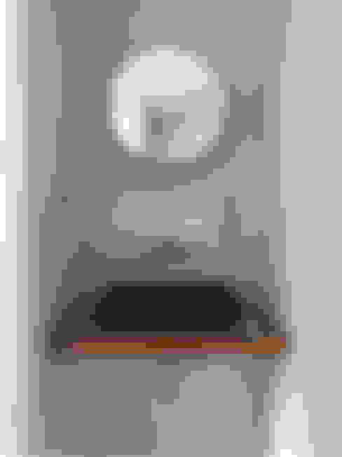 الممر والمدخل تنفيذ yuukistyle 友紀建築工房