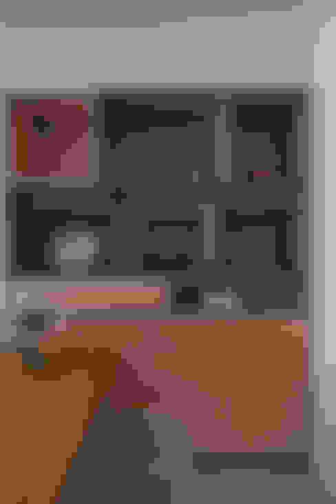 耀昀創意設計有限公司/Alfonso Ideas의  벽