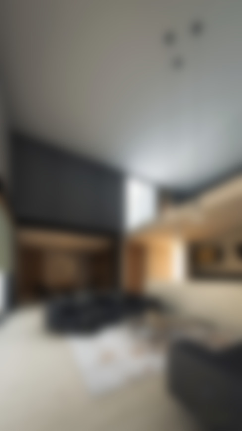 Salas / recibidores de estilo  por WERHAUS ARQUITECTOS