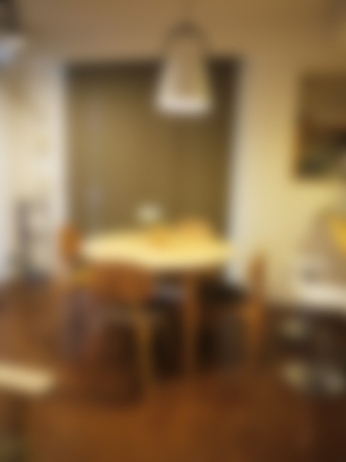 Comedores de estilo  por 株式会社アートアーク一級建築士事務所