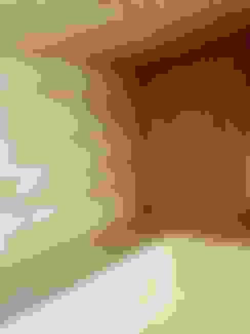 Sauna in stile  di Karl Kaffenberger Architektur | Einrichtung