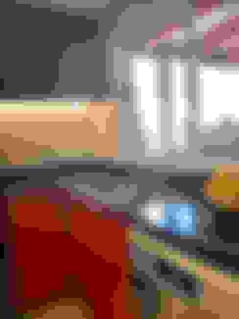 Vista 10: Cocinas de estilo  por balConcept SpA