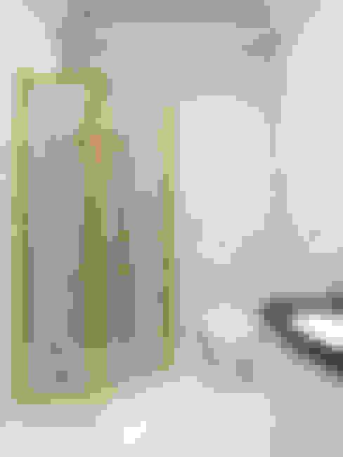 Casas de banho  por Дизайн интерьера Киев|tishchenko.com.ua