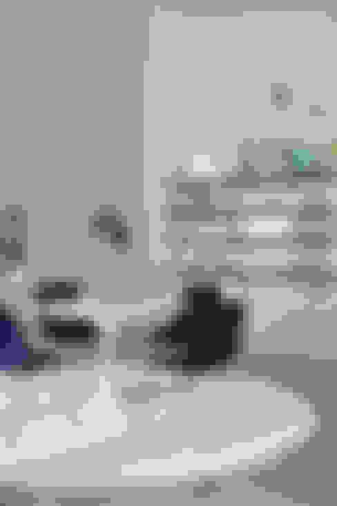 Trendfarbe Spa:  Esszimmer von SCHÖNER WOHNEN-FARBE