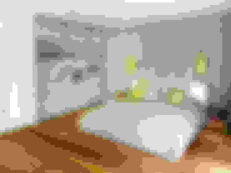 Innenarchitektur Berlin:  tarz Yatak Odası