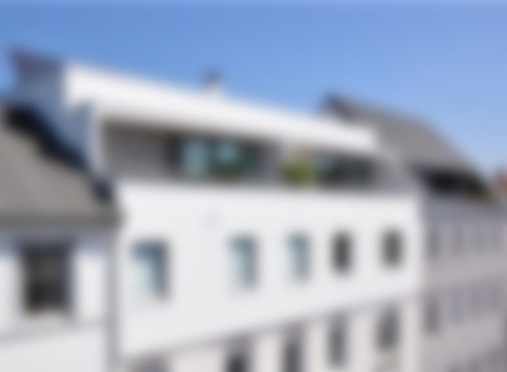 بلكونة أو شرفة تنفيذ Sieckmann Walther Architekten