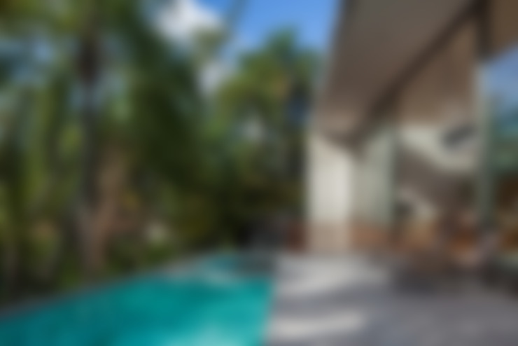 Casa LLM: Casas  por obra arquitetos ltda