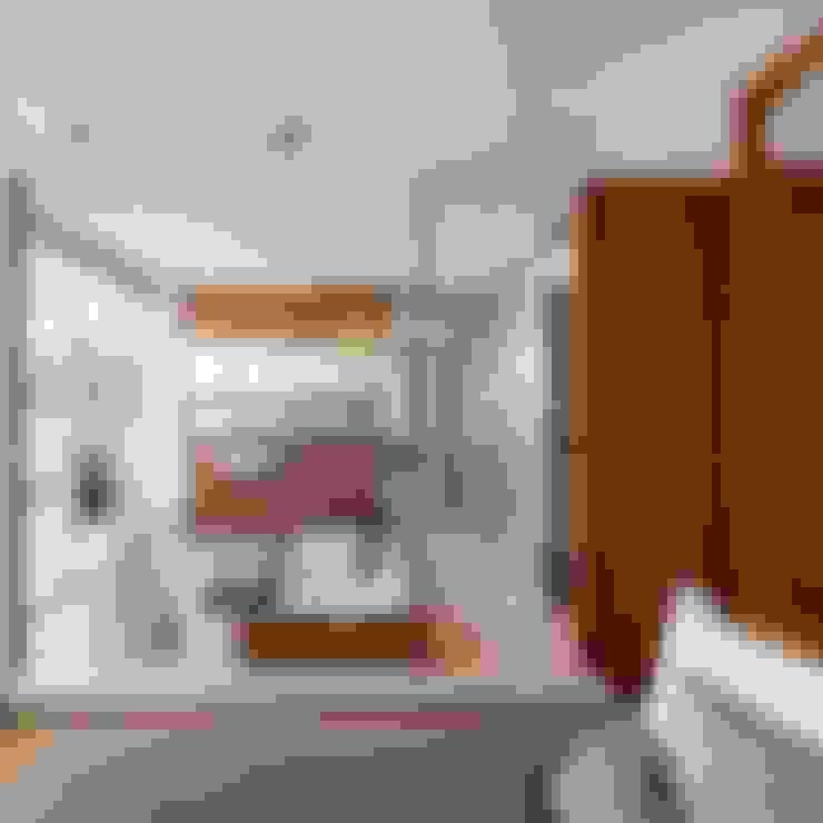 Baños de estilo  por innenarchitektur-rathke