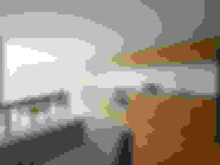 廚房 by 小泉設計室
