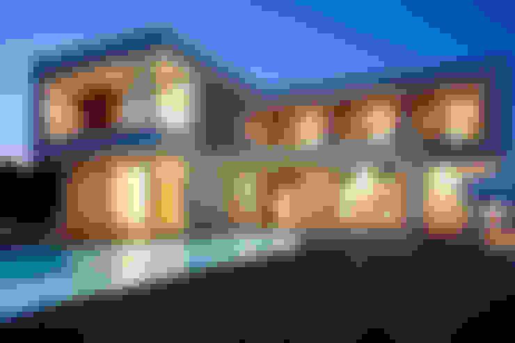 Дома в . Автор – dom arquitectura