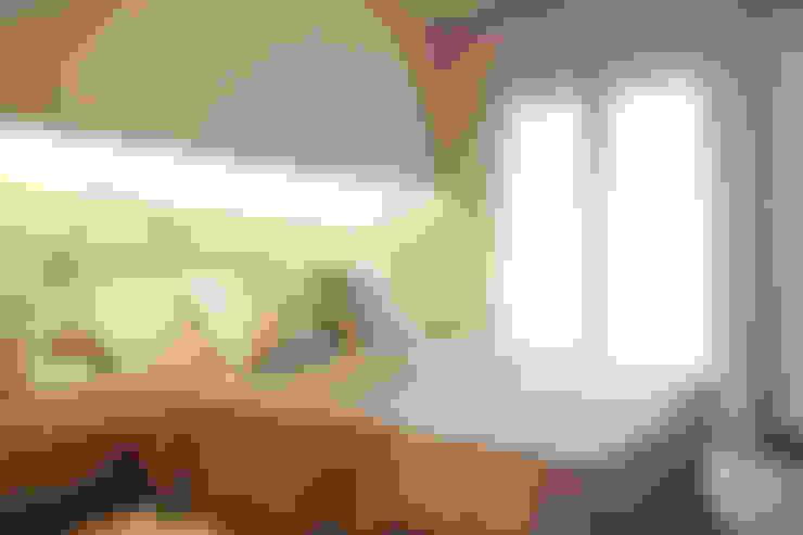 غرفة نوم تنفيذ Coblonal Arquitectura