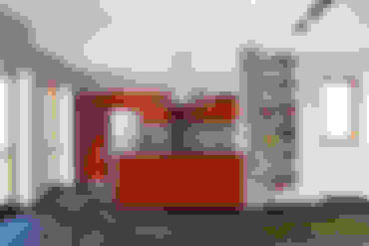 مطبخ تنفيذ CAFElab studio