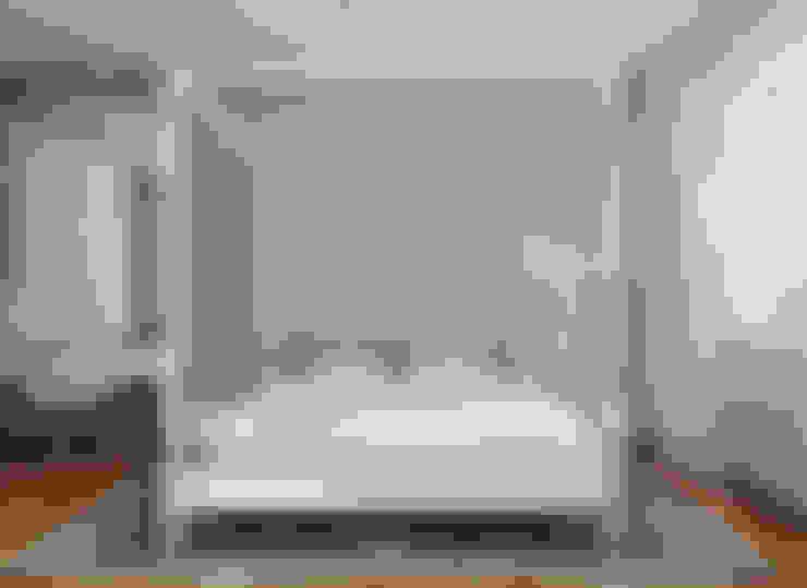 studio apartment: Гостиная в . Автор – Angelina Alekseeva