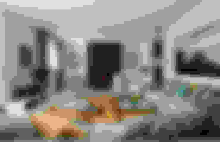 Living room by MÁLAMO