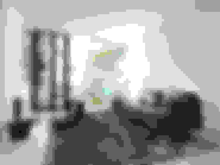 غرفة المعيشة تنفيذ COR Sitzmöbel Helmut Lübke GmbH & Co. KG