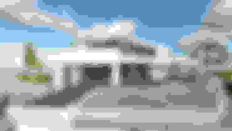 Casas de estilo  por MAAD Architectes