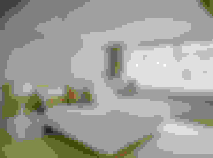 臥室 by Living in Space