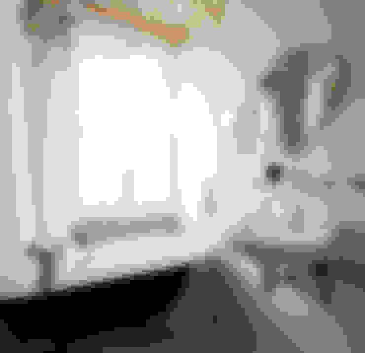 Salle de bains de style  par MDSX Contractors Ltd