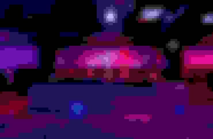 Bares y Clubs de estilo  de Raumkonzepte Peter Buchberger