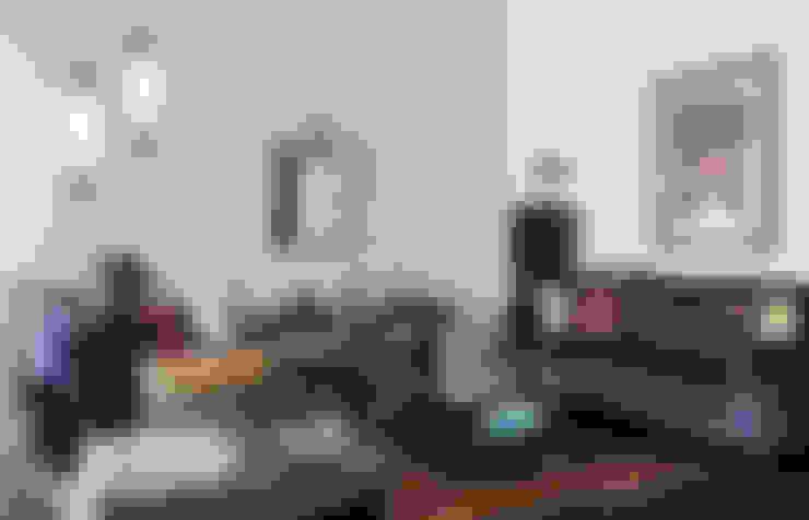 Living room by Cota Cero Interiorismo