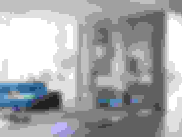 Living room by Muebles Flores Torreblanca