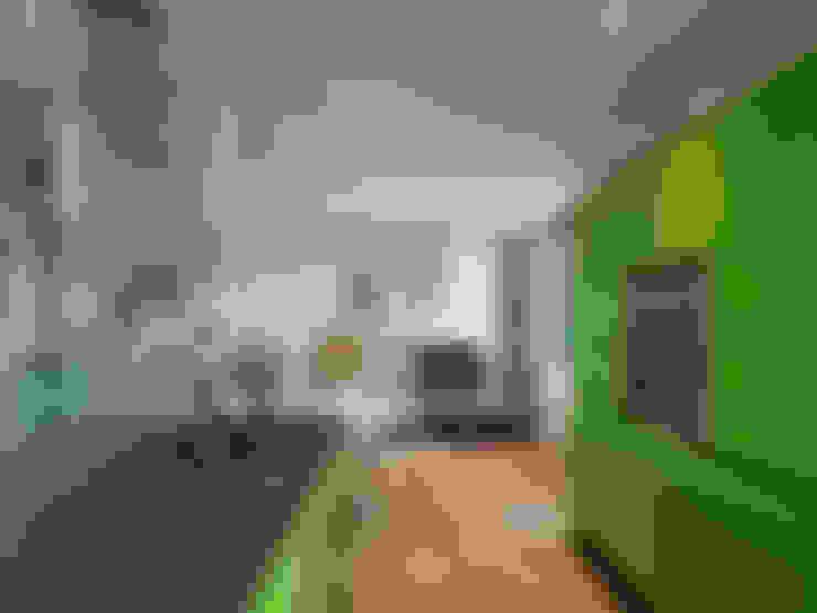 Projekty,  Kuchnia zaprojektowane przez enzoferrara architetti