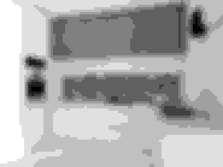 مطبخ تنفيذ FOORMA Pracownia Architektury Wnętrz