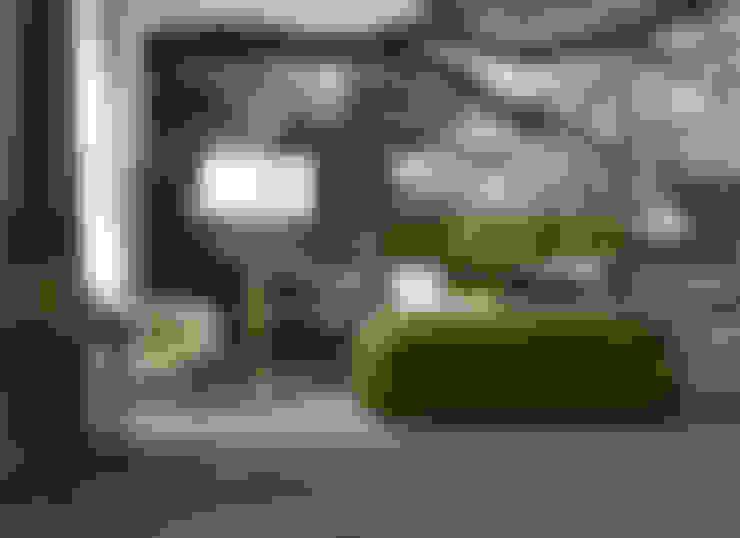 Dormitorios de estilo  de Zimmermanns Kreatives Wohnen