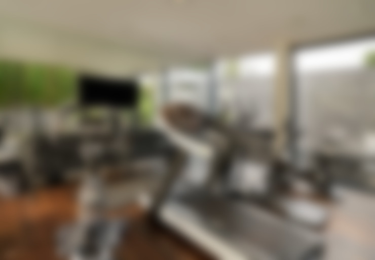 Gym by Gregory Phillips Architects