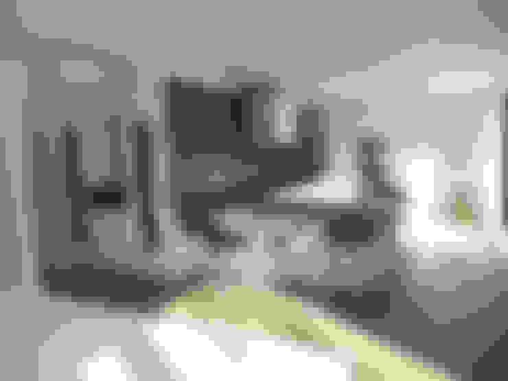 Küche von Gregory Phillips Architects