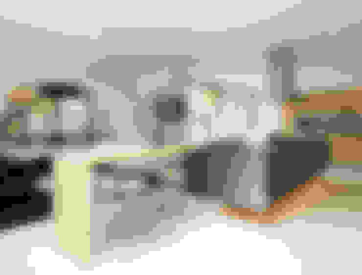 Cocinas de estilo  por Gregory Phillips Architects