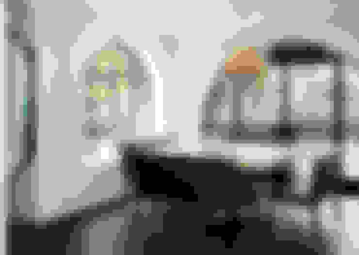 Comedores de estilo  por Gregory Phillips Architects