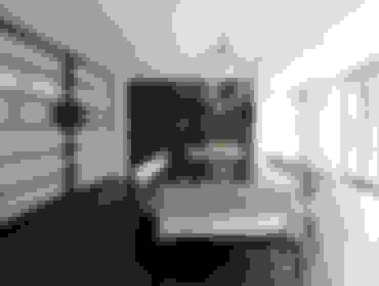 Salas de estilo  por Gregory Phillips Architects