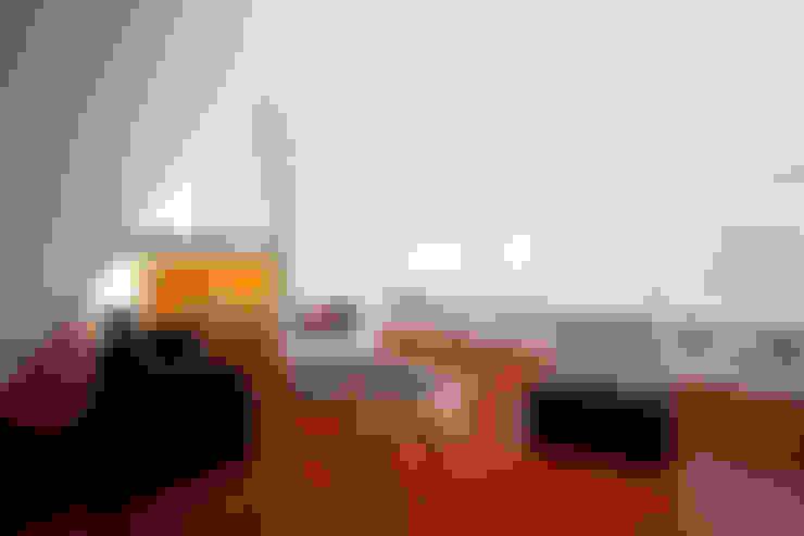 Ruang Keluarga by Cadaval & Solà-Morales
