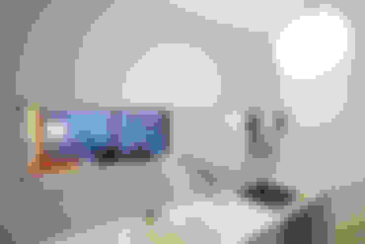 büro für interior design의  주방