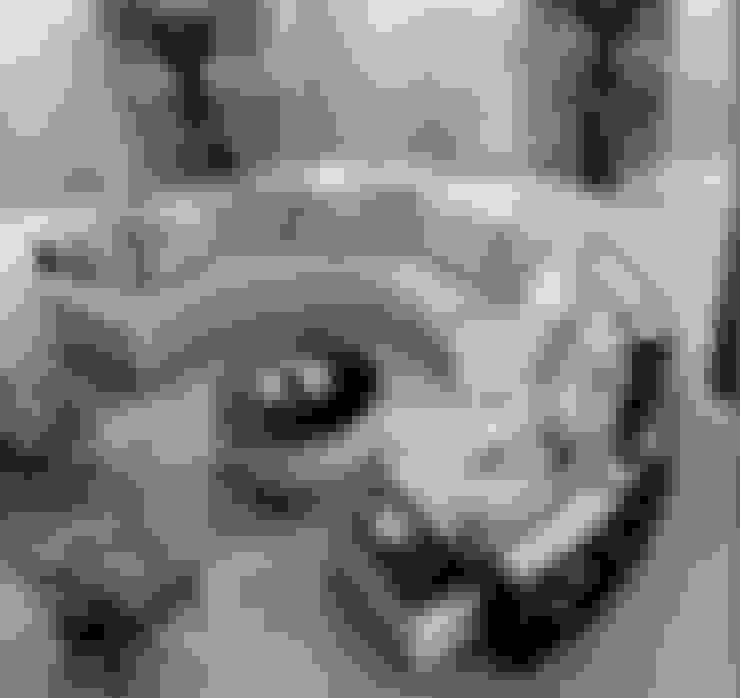 Living room تنفيذ MUMARQ ARQUITECTURA E INTERIORISMO