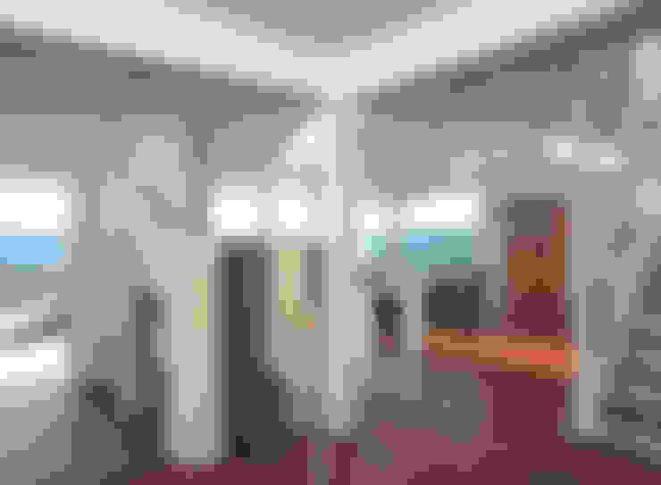 客廳 by DAVINCI HAUS GmbH & Co. KG